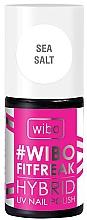 Düfte, Parfümerie und Kosmetik Hybrid-Nagellack - Wibo FitFreak Hybrid UV Nail Polish