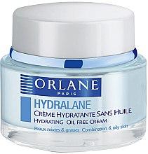 Düfte, Parfümerie und Kosmetik Feuchtigkeitsspendende ölfreie Gesichtscreme für fettige und Mischhaut - Orlane Hydralane Hydrating Oil-Free Cream