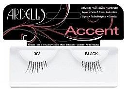 Düfte, Parfümerie und Kosmetik Künstliche Wimpern - Ardell Lash Accents Black 308