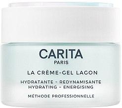 Düfte, Parfümerie und Kosmetik Feuchtigkeitsspendendes und energiespendendes Gesichtscreme-Gel - Carita Paris La Creme-Gel Lagon