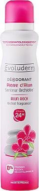 Deospray - Evoluderm Deodorant Alun Rock Orchi Fragrance 24H — Bild N1