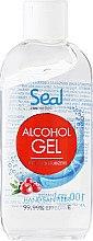 Düfte, Parfümerie und Kosmetik Händedesinfektionsmittel mit Preiselbeerextrakt - Seal Cosmetics Alcohol Gel Hand Sanitizer
