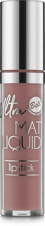 Flüssiger mattierender Lippenstift - Bell Ultra Mat Liquid Lipstick — Bild N1