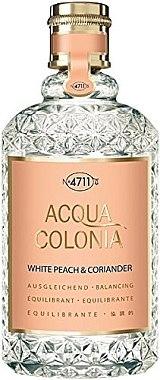 Maurer & Wirtz 4711 Acqua Colonia White Peach & Coriander - Eau de Cologne — Bild N2