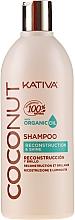 Düfte, Parfümerie und Kosmetik Shampoo mit Kokosöl - Kativa Coconut Shampoo
