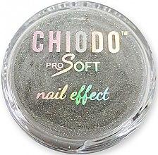 Düfte, Parfümerie und Kosmetik Nagelpuder für Glanz-Spiegel-Effekt - Chiodo Pro Soft Effect Mirror