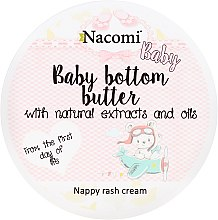 Düfte, Parfümerie und Kosmetik Wundschutzcreme für Babys - Nacomi Baby Bottom Butter