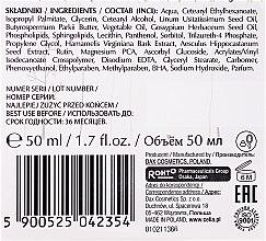 Regenerierende Anti-Falten Gesichtscreme für empfindliche Haut mit Leinsamen- und Baumwollsaatöl - Celia Face Cream — Bild N3