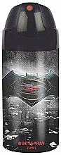 Düfte, Parfümerie und Kosmetik Deospray Superman - DC Comics Batman VS Superman Deodorant