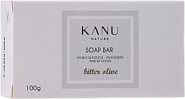 Düfte, Parfümerie und Kosmetik Hand- und Körperseife mit Olive - Kanu Nature Soap Bar Bitter Olive