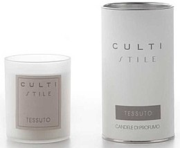 Düfte, Parfümerie und Kosmetik Duftkerze Tessuto - Culti Stile line Tessuto Scented Candle