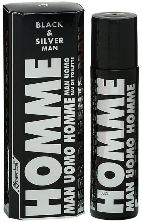 Omerta Black & Silver Man - Eau de Toilette