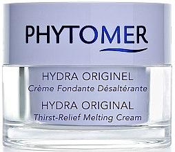 Düfte, Parfümerie und Kosmetik Intensiv feuchtigkeitsspendende schmelzende Gesichtscreme - Phytomer Hydra Original Thirst-Relief Melting Cream
