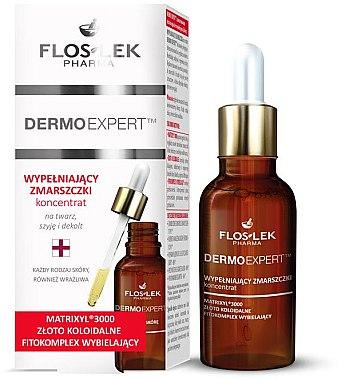 Regenerierendes Anti-Aging Gesichtsserum - Floslek Dermo Expert Skin Renewal Serum — Bild N1