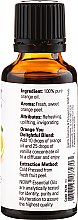 "Ätherisches Öl ""Orange"" - Now Foods Orange Essential Oils — Bild N2"