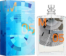 Düfte, Parfümerie und Kosmetik Escentric Molecules Molecule 05 - Eau de Toilette