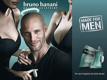 Bruno Banani Made for Men - Parfümiertes Körperspray — Bild N2