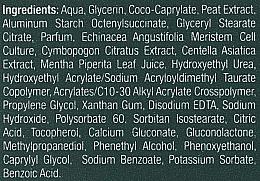 Feuchtigkeitsspendende beruhigende Gesichtscreme - Tolpa Green Men Cream — Bild N4
