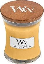 Düfte, Parfümerie und Kosmetik Duftkerze im Glas Oat Flower - WoodWick Oat Flower Candle