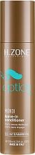 Düfte, Parfümerie und Kosmetik Haarspülung - H.Zone Option Sun Monoi Leave-In Conditioner