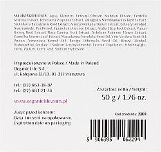 Verjüngendes Gesichtsserum - Organic Life Dermocosmetics Serum №1 Rejuvenation — Bild N3