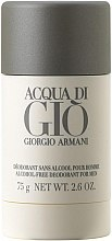 Düfte, Parfümerie und Kosmetik Giorgio Armani Acqua di Gio - Deostick