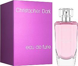 Düfte, Parfümerie und Kosmetik Christopher Dark Eau de Furie - Eau de Parfum