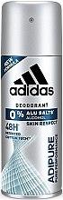 Düfte, Parfümerie und Kosmetik Deospray Antitranspirant für Männer - Adidas Adipure Pure Perfomance