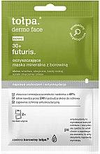 Düfte, Parfümerie und Kosmetik Reinigende Gesichtsmaske mit Mineralien - Tolpa Dermo Face Futuris 30+