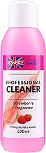 Nagelentfeuchter Strawberry - Ronney Professional Nail Cleaner Strawberry — Bild N1