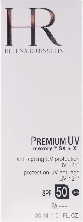 Anti-Aging Gesichtscreme mit Sonnenschutz SPF 50 - Helena Rubinstein Premium UV Anti-Ageing Uv Protection — Bild N1