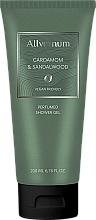 Düfte, Parfümerie und Kosmetik Allvernum Cardamom & Sandalwood - Parfümiertes Duschgel