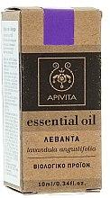 "Düfte, Parfümerie und Kosmetik Ätherisches Öl ""Lavendel"" - Apivita Aromatherapy Organic Lavender Oil"