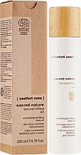 Düfte, Parfümerie und Kosmetik Tonisierendes und pflegendes Körperöl - Comfort Zone Sacred Nature Bio-Certified Oil