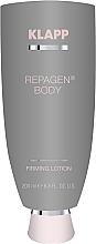 Körperpflegeset - Klapp Repagen Body Box Shape (Körperpeeling 200ml + Körperlotion 200ml) — Bild N3