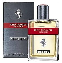 Düfte, Parfümerie und Kosmetik Ferrari Red Power Intense - Eau de Toilette