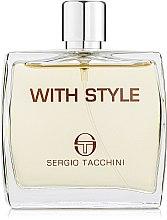 Sergio Tacchini With Style - Eau de Toilette — Bild N2
