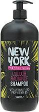 Düfte, Parfümerie und Kosmetik Shampoo für gefärbtes Haar - I Love... New York Professional Colour Radiance Shampoo