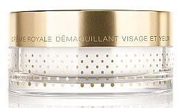 Düfte, Parfümerie und Kosmetik Make-up Entferner für Gesicht und Augen - Orlane Creme Royale Cleansing Cream Face and Eyes