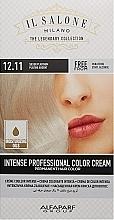 Düfte, Parfümerie und Kosmetik Creme-Haarfarbe - Alfaparf IL Salone Milano Permanent Hair Color Cream
