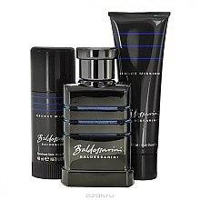 Düfte, Parfümerie und Kosmetik Baldessarini Secret Mission - Duftset (Eau de Toilette 50ml + Duschgel 50ml + Deostick 40ml)