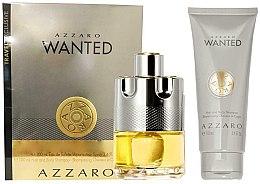 Düfte, Parfümerie und Kosmetik Azzaro Wanted Gift Set - Duftset (Eau de Toilette 100ml + Duschgel 100ml)