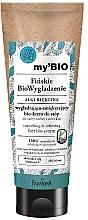 Düfte, Parfümerie und Kosmetik Glättende und aufweichende Fußcreme mit Blaualgen - Farmona My'Bio Finnish Nourish Feet Bio-Cream Blue Algae