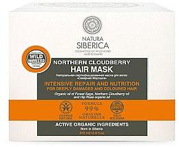 Düfte, Parfümerie und Kosmetik Maske für stark geschädigtes und gefärbtes Haar - Natura Siberica Cosmos Natural