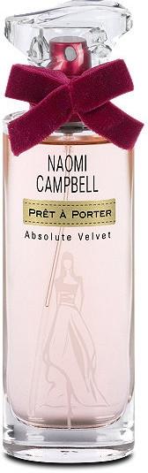 Naomi Campbell Pret a Porter Absolute Velvet - Eau de Toilette — Bild N1