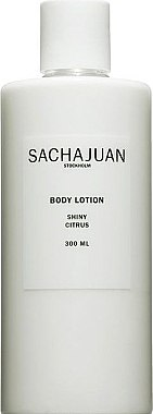 Körperlotion mit glänzenden Zitrusfrüchten - Sachajuan Shiny Citrus Body Lotion — Bild N1