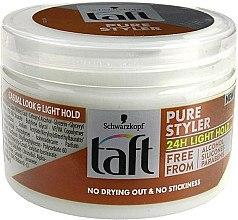 Düfte, Parfümerie und Kosmetik Haargel starke Fixierung - Schwarzkopf Taft Pure Styler Light Hold