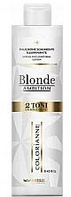 Düfte, Parfümerie und Kosmetik Aufhellende Haarlotion - Brelil Colorianne Blonde Ambition