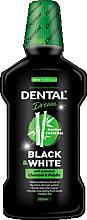 Düfte, Parfümerie und Kosmetik Mundwasser mit Aktivkohle - Dental Dream Black & White