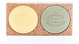 Düfte, Parfümerie und Kosmetik Naturseifen-Geschenkset - Essencias de Portugal Senses Collection (2x50g)
